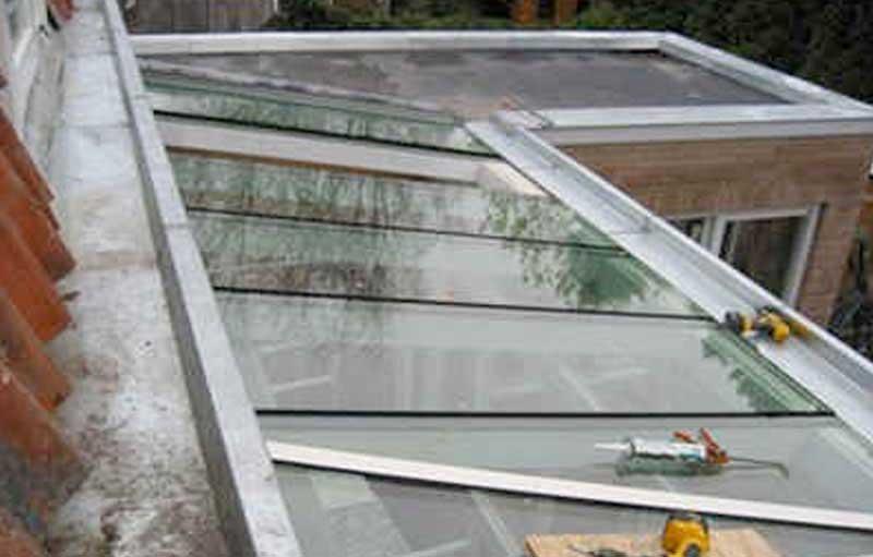 Uw aannemer in utrecht bart hooijboer uitbouw in for Glazen uitbouw